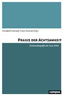 Buchcover: Praxis der Achtsamkeit